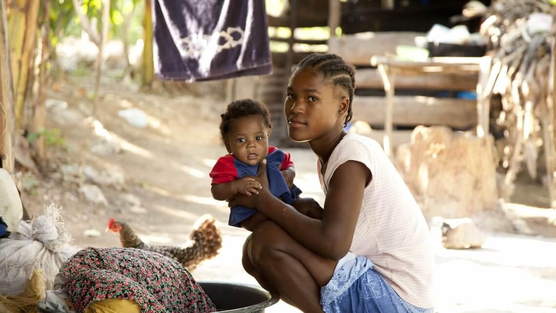 Caritas International Docu: realisaties in Haïti, 4 jaar na de aardbeving