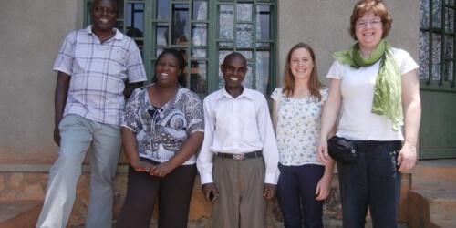 Caritas International Le retour de femmes seules au Rwanda