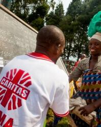 Caritas International  Récolte de fonds