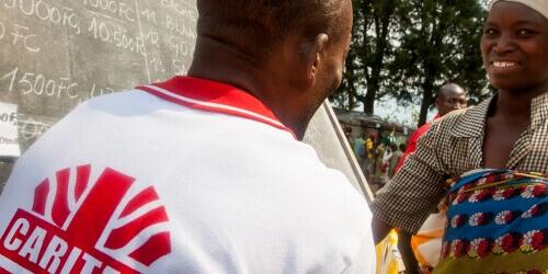 Caritas International Caritas au secours des minorités en fuite