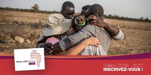 Caritas International Les inscriptions pour l'édition 2016-2017 de Move with Africa sont ouvertes !