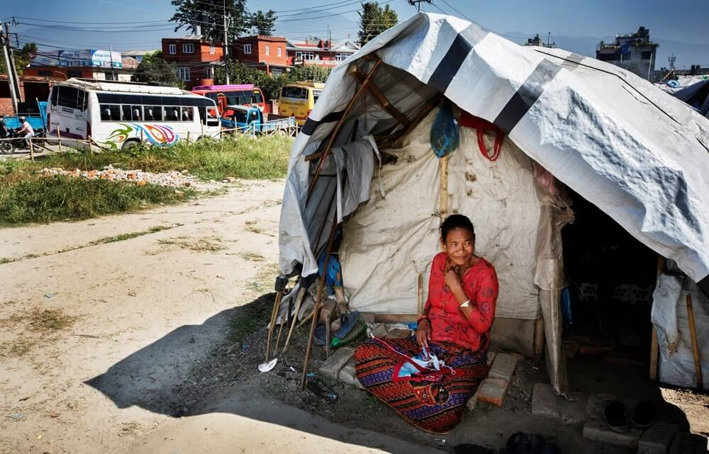 Caritas International Recovery and resilience building communities in Nepal affected by earthquakes in 2015