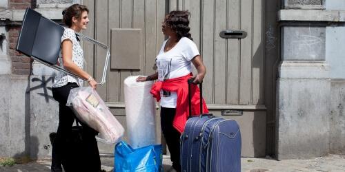 Caritas International Trouver un logement grâce au Housing-café