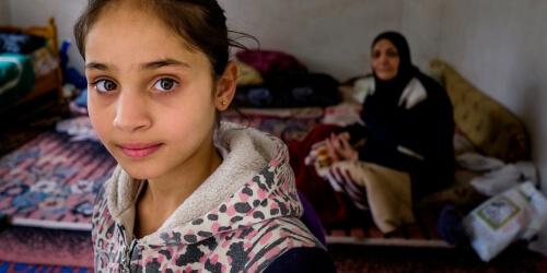 Caritas International Onderwijs voor Syrische kinderen en studenten getroffen door het conflict.