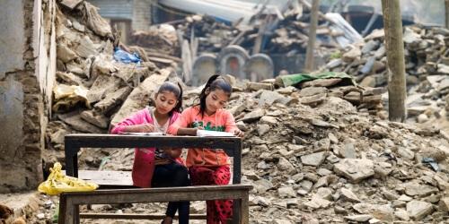 Népal, 1 an après le tremblement de terre le plus dévastateur depuis 80 ans