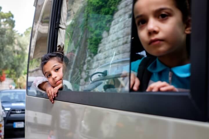 Caritas International Teken mee de toekomst van vluchtelingenkinderen in Libanon