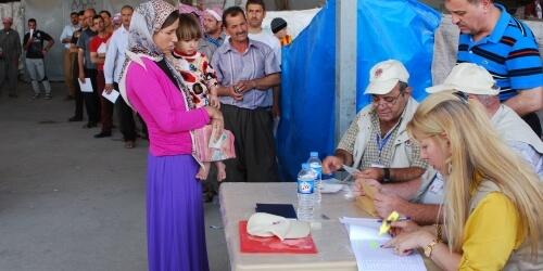 Caritas International 8,2 millions de personnes ont besoin de l'aide humanitaire en Irak