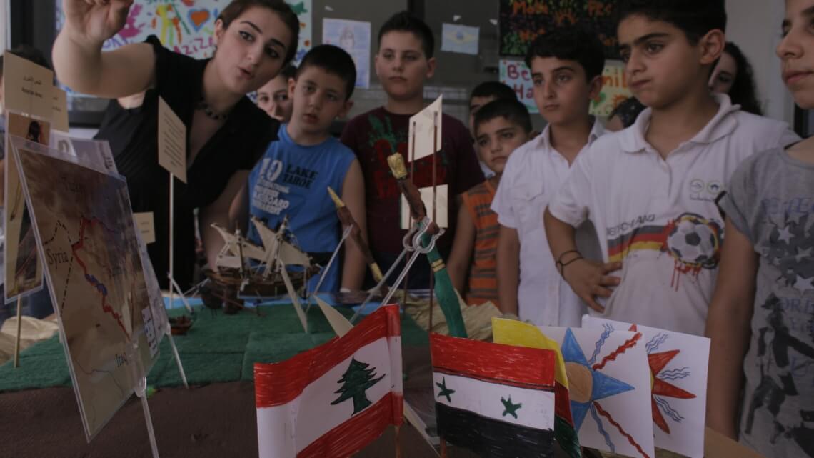 Caritas International 1,2 miljoen Syriërs gevlucht naar Libanon