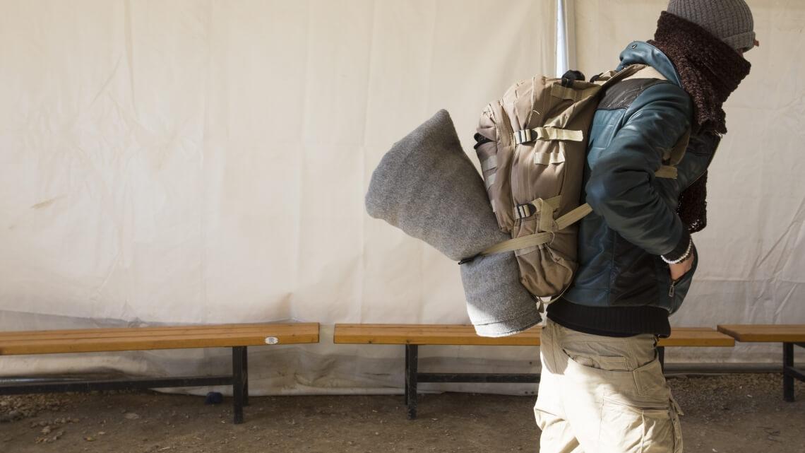 Caritas International Les travailleurs humanitaires syriens eux-mêmes en fuite