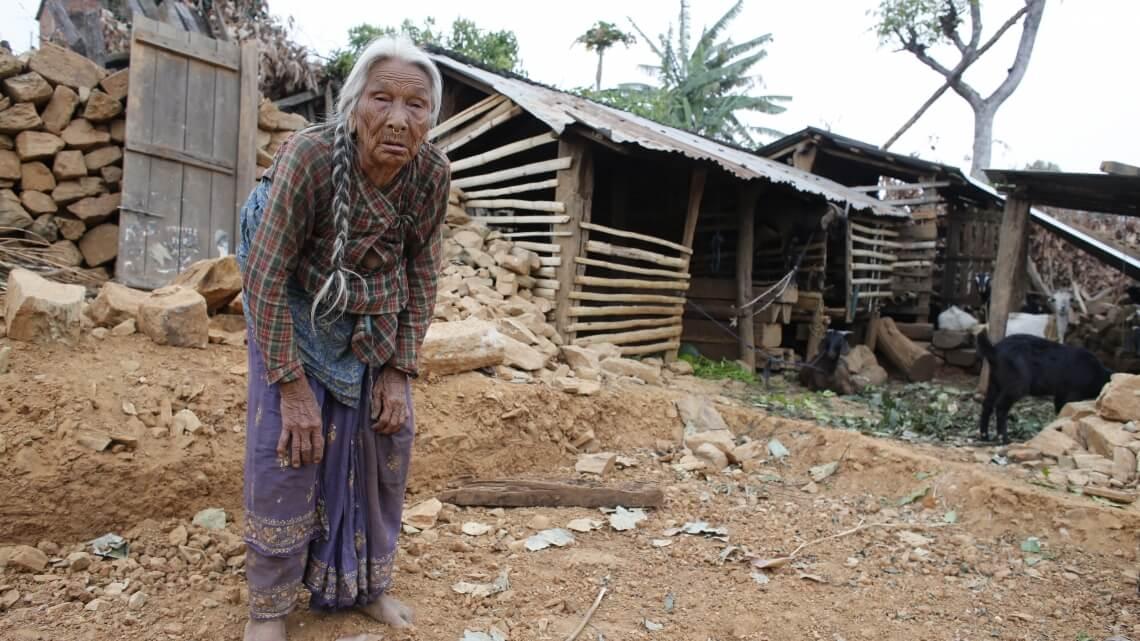 Caritas International L'histoire de Thiramaya