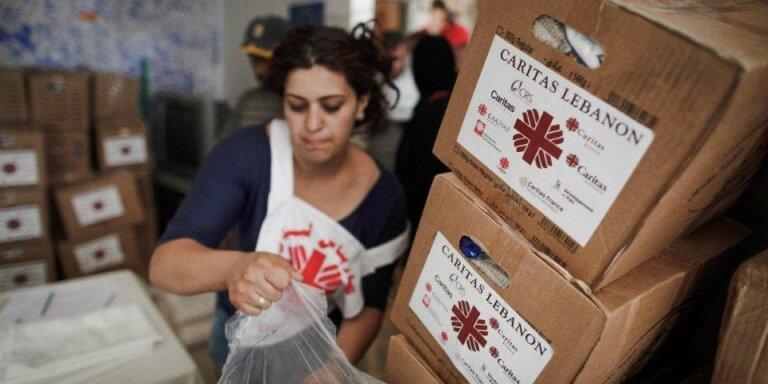 Caritas International Wie zijn wij?