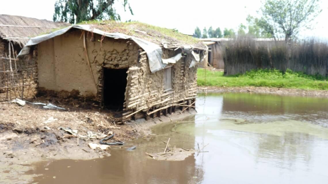 Caritas International  Appui aux victimes des inondations dans les localités de Nkuba, Rutunga, Kijejeti, Nyaruhongoka