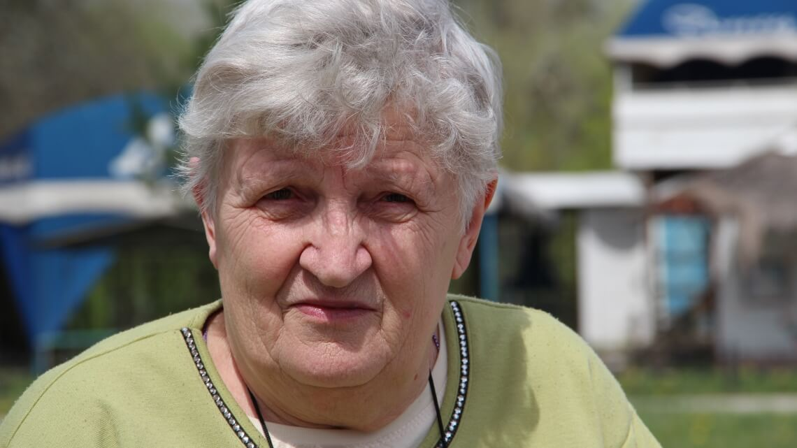 Caritas International L'histoire de Valentina