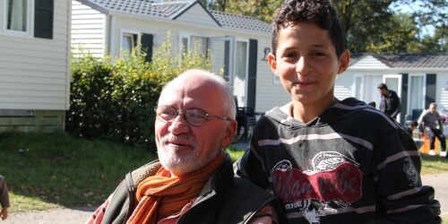 Caritas International L'histoire d'André