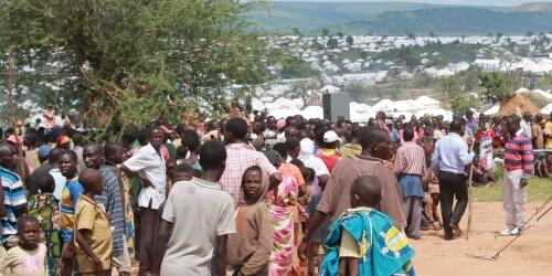 Caritas International Projet d'assistance aux réfugiés burundais du camp de Mahama