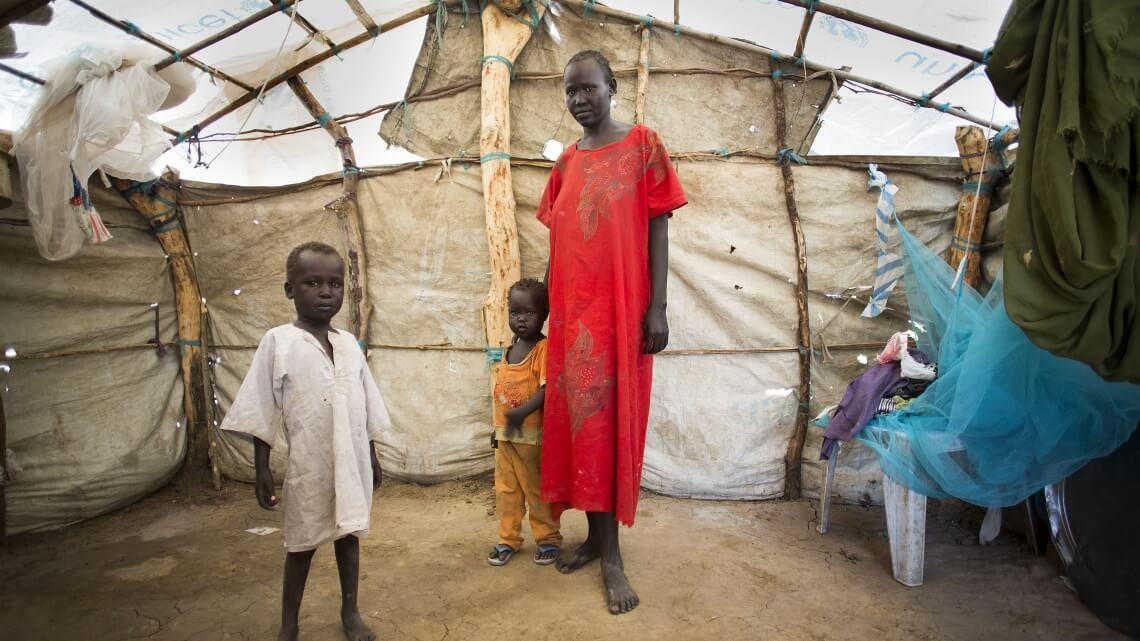 Caritas International Emergency relief & recovery for IDPs, returnees & vulnerable communities