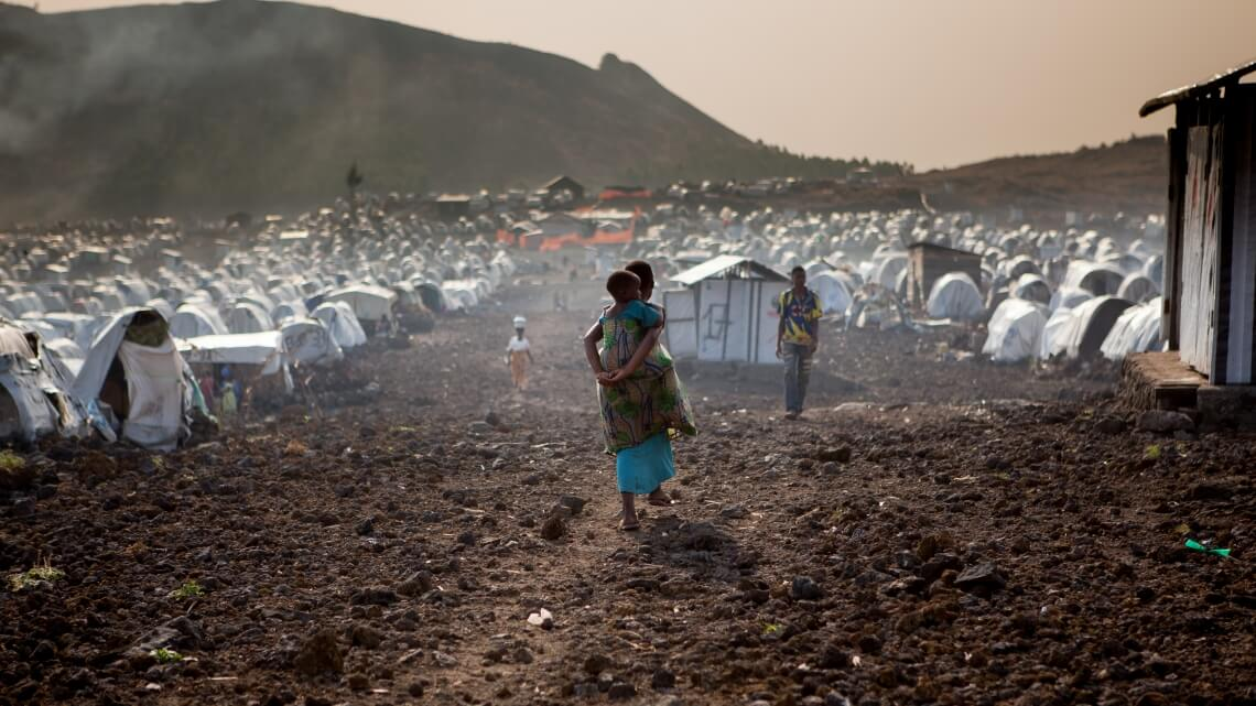 Caritas International Ook Humanitaire Hulp heeft nood aan politieke inspanningen