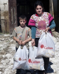 Caritas International Partnerschap & netwerk