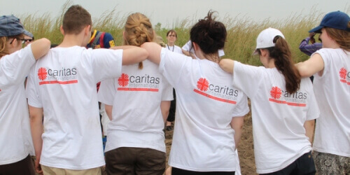 Caritas International Projet – Move with Africa