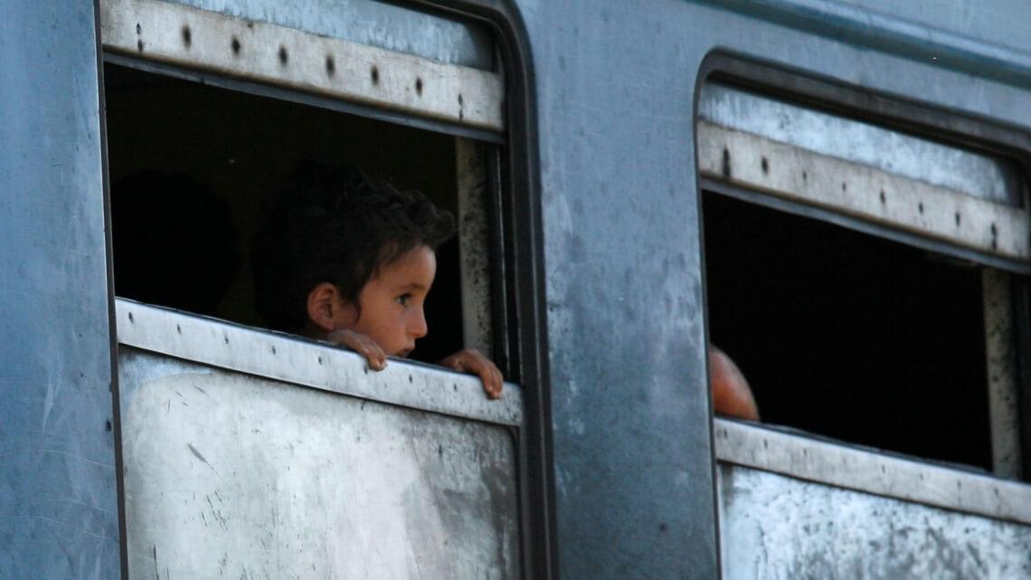 Caritas International Reception crisis: emergency aid. And tomorrow?