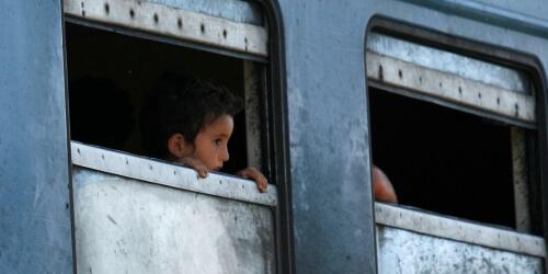 Caritas International Crise de l'accueil : aider d'urgence. Et demain ?