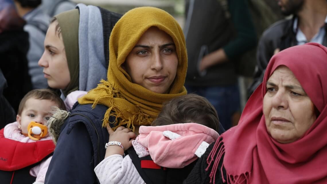 Caritas International  Ecouter les histoires de femmes réfugiées pour penser les politiques d'asile et d'intégration !