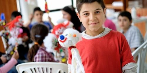 Caritas International Het verhaal van Mohammad