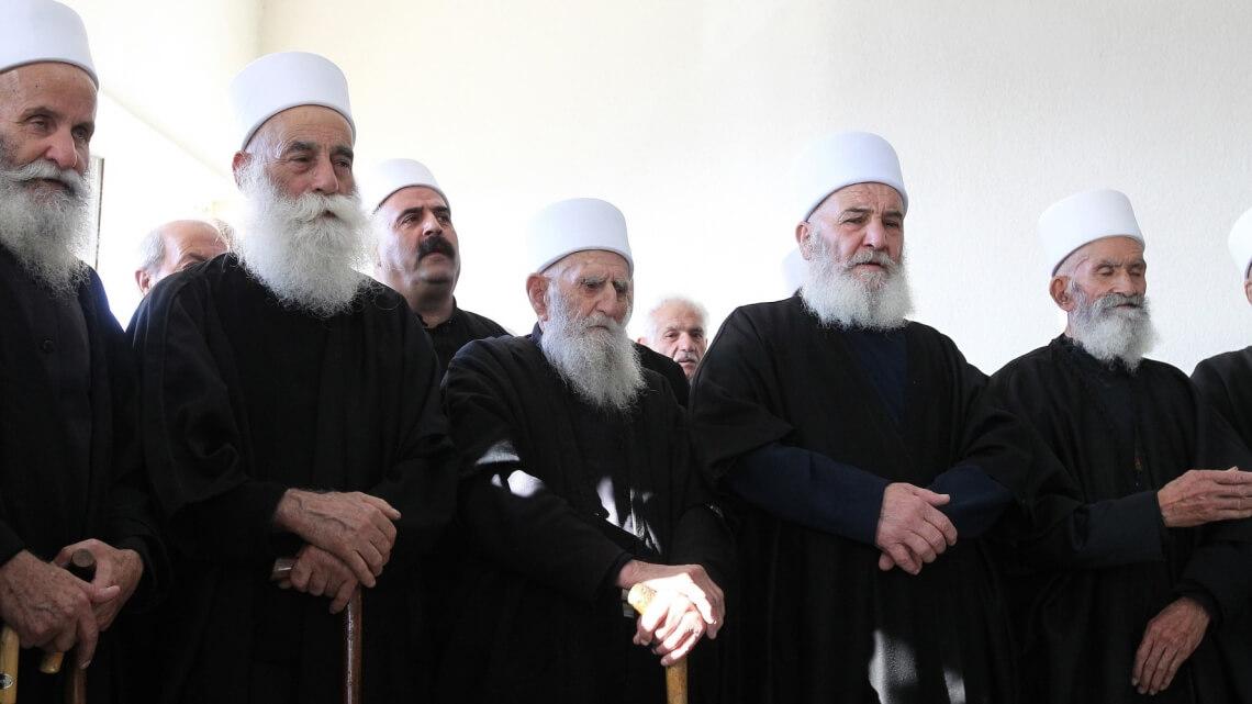 Caritas International Wie zijn de druzen?