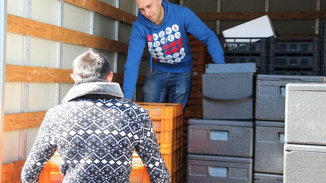 Caritas International « Oubliez Damas ! »