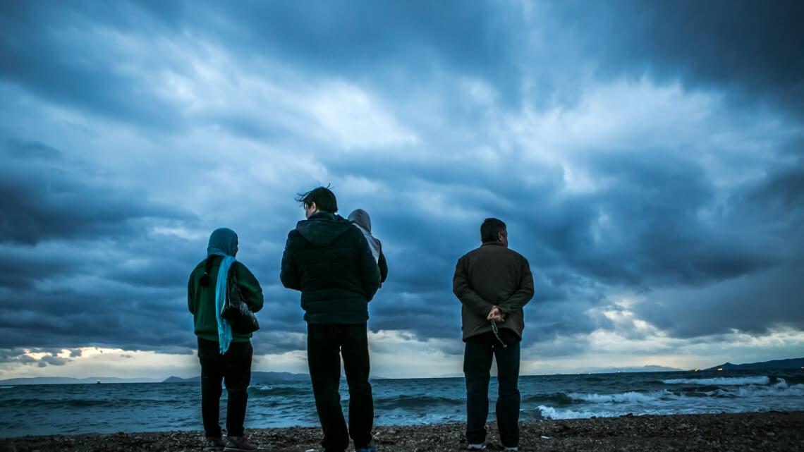 Caritas International Présentation du nouveau « Parole à l'exil » : Les demandeurs d'asile irakiens et en particulier de Bagdad