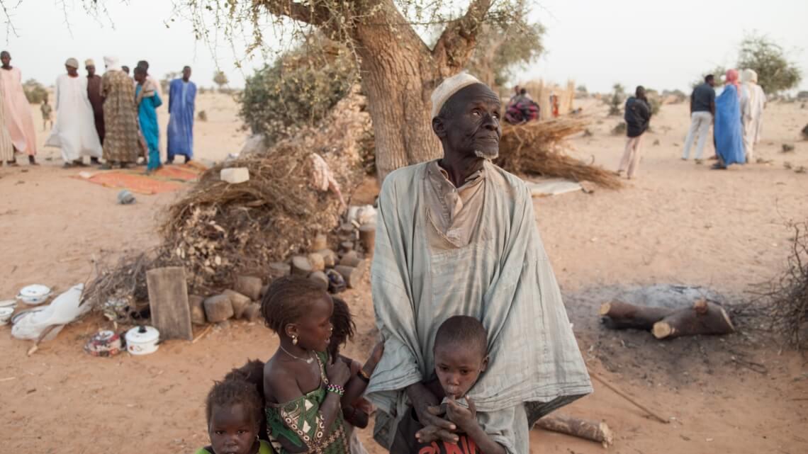 Caritas International Les victimes de Boko Haram tentent de survivre