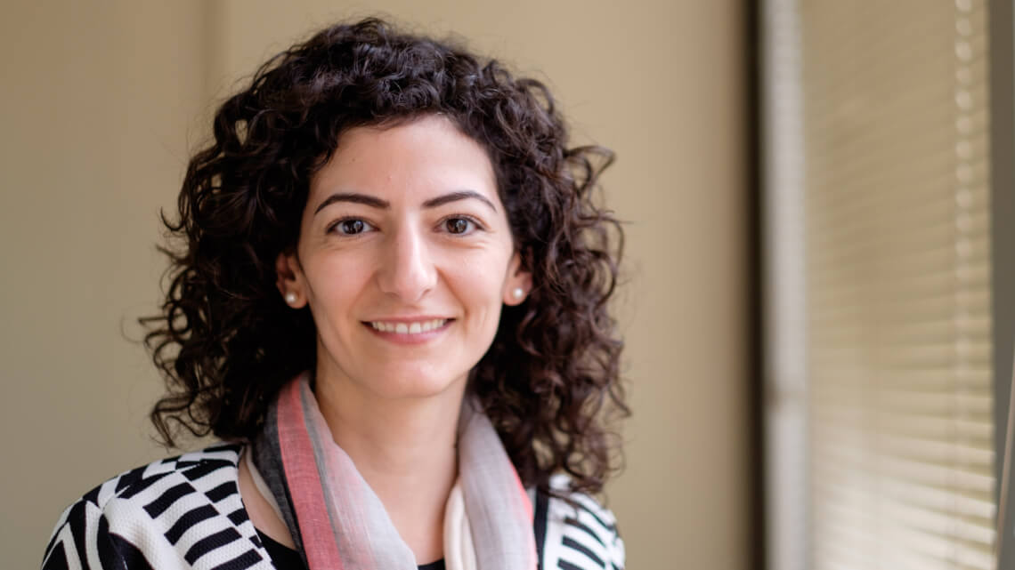 Caritas International Trois questions à Rita Rhayem, directrice Caritas Liban