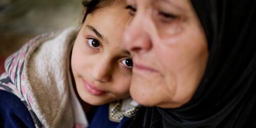 Caritas International LESMATERIAAL – IN DE KIJKER: vluchtelingen in België