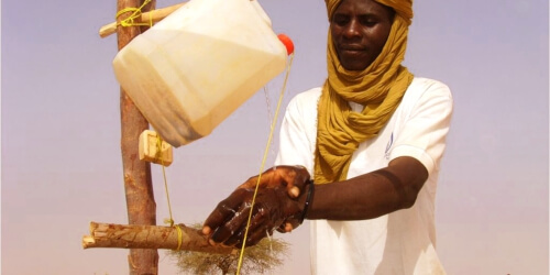 Caritas International Ondersteuning werking Caritas Niger (CADEV Niger)