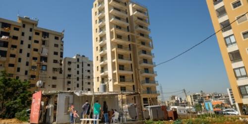Caritas International Syrische vluchtelingen overleven met steun van Caritas