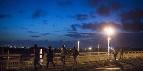 """Caritas International Calais: """"een snelle ontmanteling is ondenkbaar"""""""