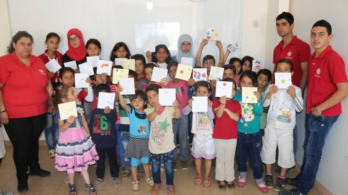 Caritas International Neem met jouw klas deel aan 'Kerstmis op de vlucht'!