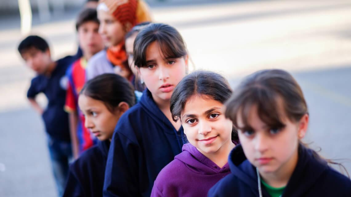 Caritas International  Studiedag: Wat als uw leerling vluchteling is?