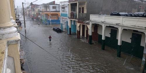 Caritas International  Haïti : l'ouragan Matthew laisse derrière lui d'importants dégâts!