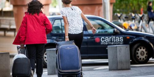 Caritas International Accueil individuel : suite… et fin