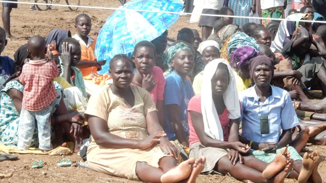 Caritas International Autonomie et dignité pour les réfugiés sud-soudanais en Ouganda