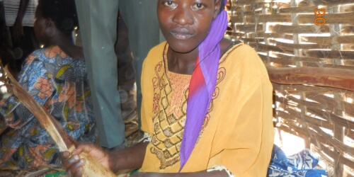 Caritas International Het verhaal van Fideste Ucuru