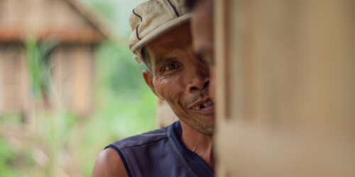 Caritas International 3 jaar na Haiyan.