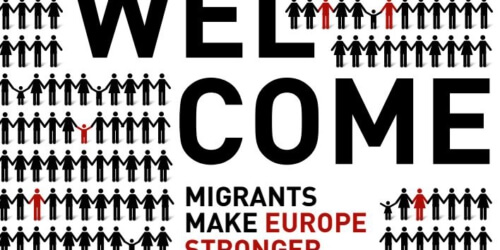 Caritas International Migranten maken Europa sterker