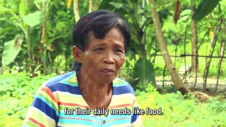 Caritas International3 jaar na Haiyan.