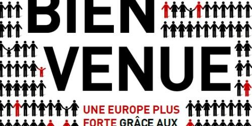 Caritas International  Nouvelle publication – «Bienvenue – une Europe plus forte grâce aux migrants»