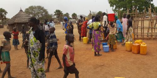 Caritas International Miljoenen mensen met honger bedreigd in de Hoorn van Afrika