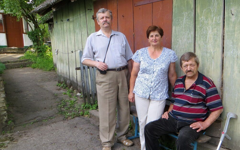 Caritas International Igor's Story