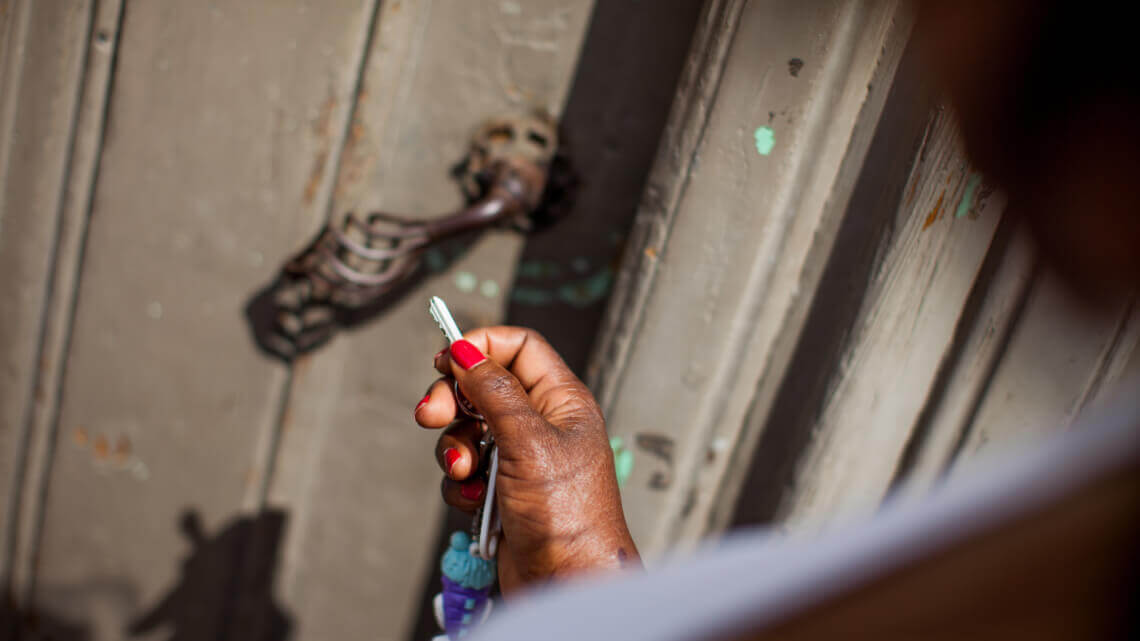 Caritas International Drastische vermindering individuele opvangplaatsen. Onzekerheid is groot.