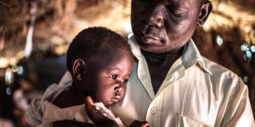 Caritas International L'histoire de Justin Malis